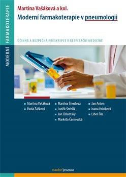 Obálka titulu Moderní farmakoterapie v pneumologii