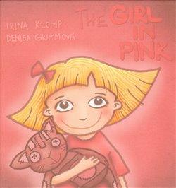 Obálka titulu The Girl in the pink