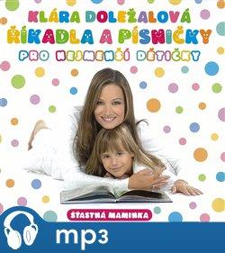 Říkadla a písničky pro nejmenší dětičky, mp3