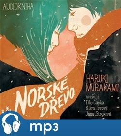 Norské dřevo, mp3 - Haruki Murakami