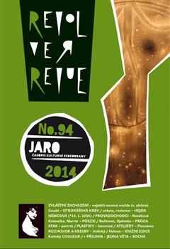 Obálka titulu Revolver Revue 94