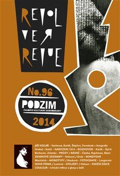 Obálka titulu Revolver Revue 96