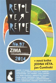Obálka titulu Revolver Revue 97