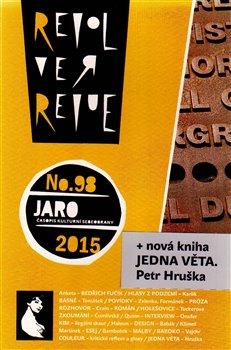 Obálka titulu Revolver Revue 98