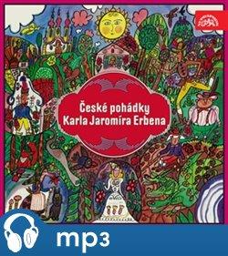 Obálka titulu České pohádky Karla Jaromíra Erbena