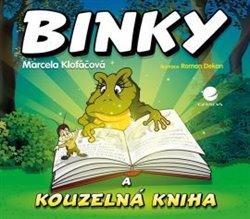 Obálka titulu Binky a kouzelná kniha / Binky and the Book of Spells