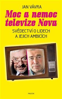 Obálka titulu Moc a nemoc televize Nova
