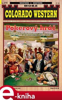 Obálka titulu Pokerový hráč