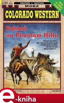 Obálka titulu Poklad na Phantom Hillu