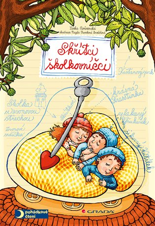 Skřítci školkovníčci - Lenka Rožnovská   Booksquad.ink