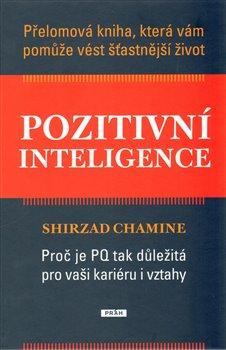 Obálka titulu Pozitivní inteligence