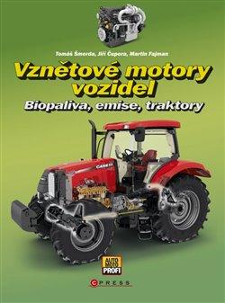 Obálka titulu Vznětové motory vozidel