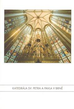 Obálka titulu Katedrála sv. Petra a Pavla v Brně
