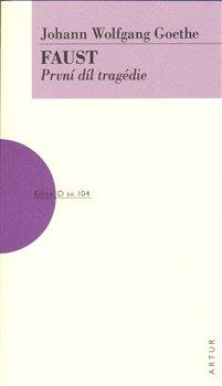 Obálka titulu Faust - 1. díl