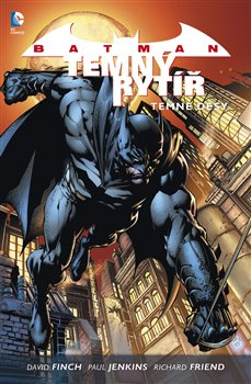 Obálka titulu Batman: Temný rytíř 1: Temné děsy