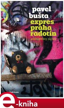 Obálka titulu Expres Praha–Radotín
