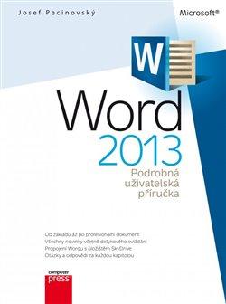 Obálka titulu Microsoft Word 2013