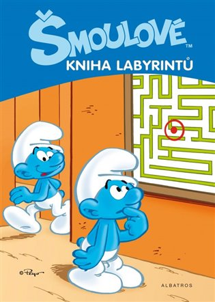 Šmoulové - Kniha labyrintů - Peyo   Booksquad.ink