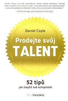 Obálka titulu Prodejte svůj talent