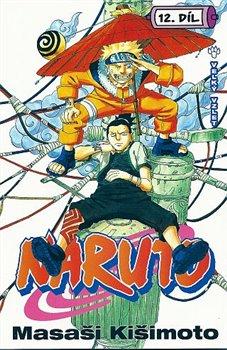 Obálka titulu Naruto 12: Velký vzlet