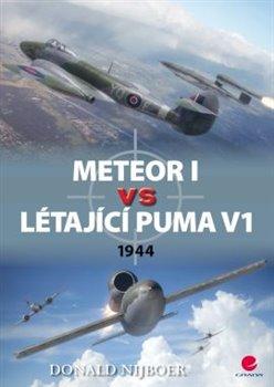 Obálka titulu Meteor I vs létající puma V1