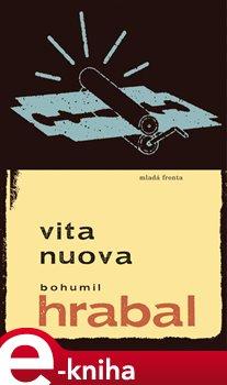 Obálka titulu Vita nuova
