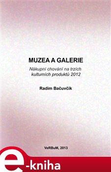 Obálka titulu Muzea a galerie