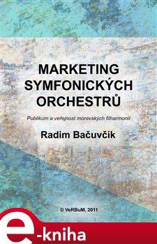 Obálka titulu Marketing symfonických orchestrů