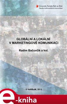 Obálka titulu Globální a lokální v marketingové komunikaci