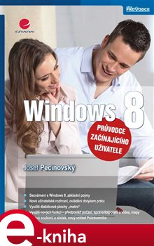 Obálka titulu Windows 8
