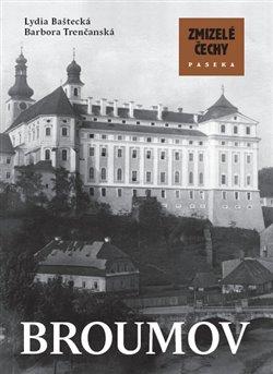 Obálka titulu Zmizelé Čechy-Broumov