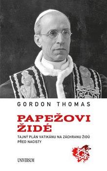 Obálka titulu Papežovi Židé