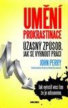 Obálka knihy Umění prokrastinace
