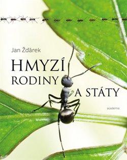 Obálka titulu Hmyzí rodiny a státy