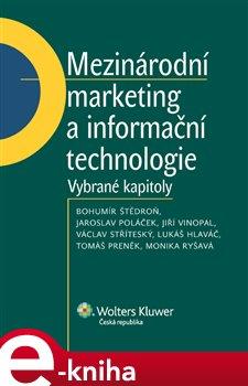 Obálka titulu Mezinárodní marketing a informační technologie