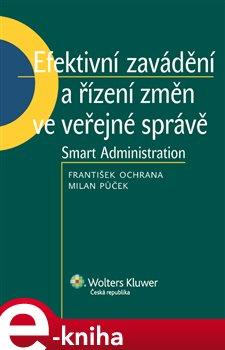 Obálka titulu Efektivní závádění a řízení změn ve veřejné správě