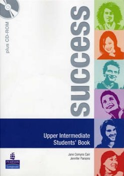 Obálka titulu Succes Upper-Intermediate-Students Book