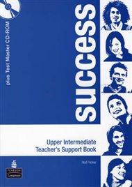 Succes Upper-Intermediate-Teechers Book