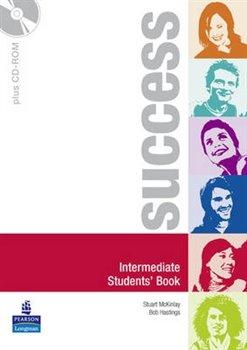 Obálka titulu Succes Intermediate-Studentsbook