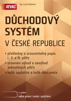 Obálka titulu Důchodový systém v České republice