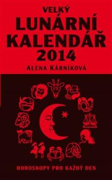 Obálka titulu Velký lunární kalendář 2014