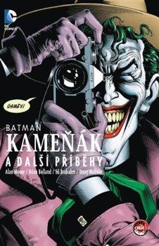 Obálka titulu Batman: Kameňák a další příběhy