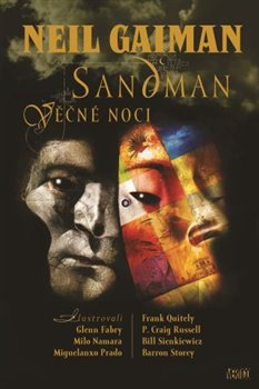 Obálka titulu Sandman: Věčné noci