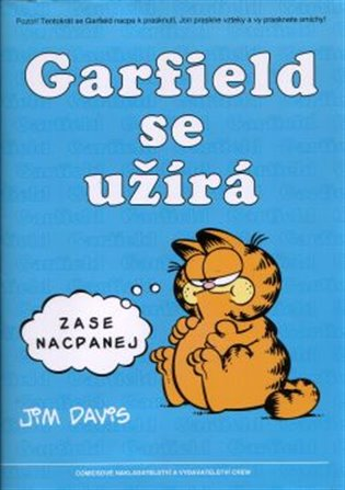 Garfield se užírá: Garfield 5. - Jim Davis | Booksquad.ink