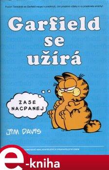 Obálka titulu Garfield se užírá