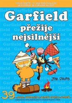 Obálka titulu Garfield 39: Přežije nejsilnější