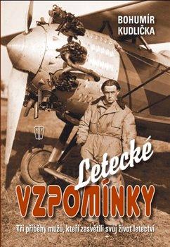 Obálka titulu Letecké vzpomínky