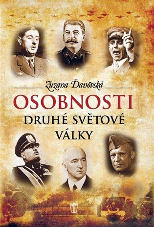 Osobnosti druhé světové války - Zuzana Ďanovská | Booksquad.ink