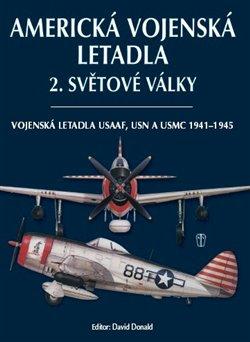 Obálka titulu Americká vojenská letadla 2. světové války