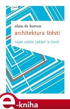 Obálka titulu Architektura štěstí